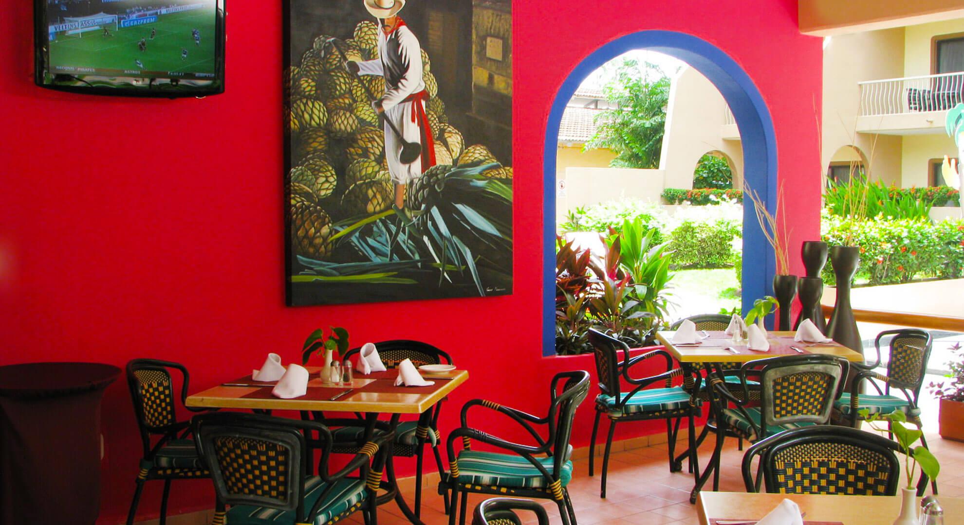 Puerto Vallarta Timeshare at Villa del Palmar - Restaurant El Patron