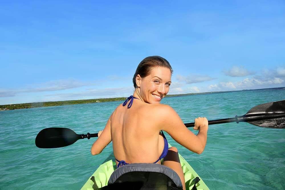 Water Sports at Villa del Palmar at the Islands of Loreto