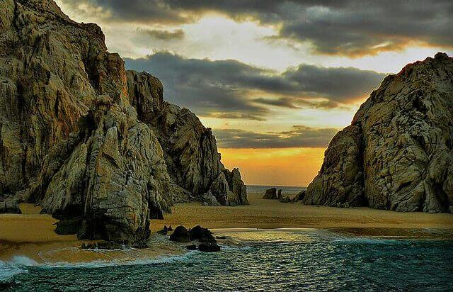 Stunning Lover Beach in Cabo San Lucas