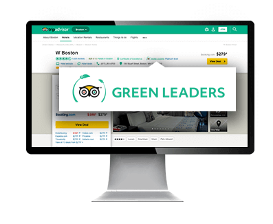 TripAdvisor's GreenLeaders Program