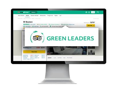 TripAdvisor's GreenLeaders Program