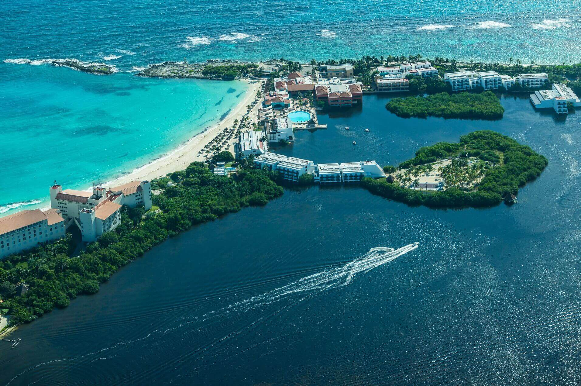 Premier Hotels in Cancun