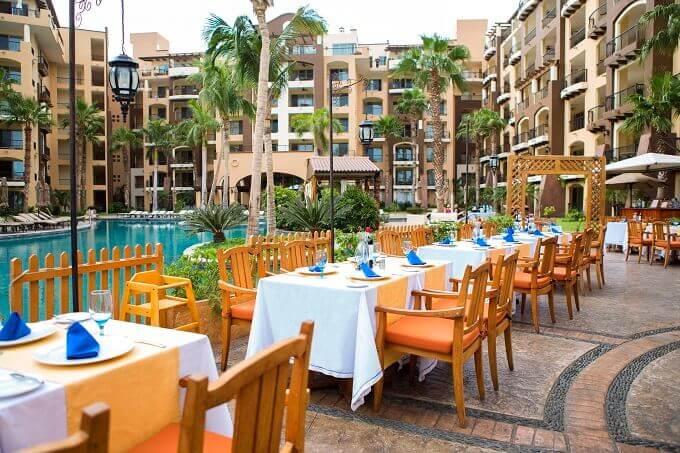 Restaurants At Villa del Palmar In Cabo San Lucas