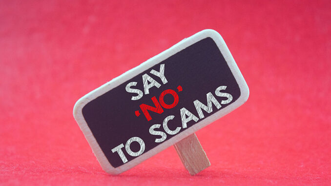 Wooden tag alert to avoid timeshare scams